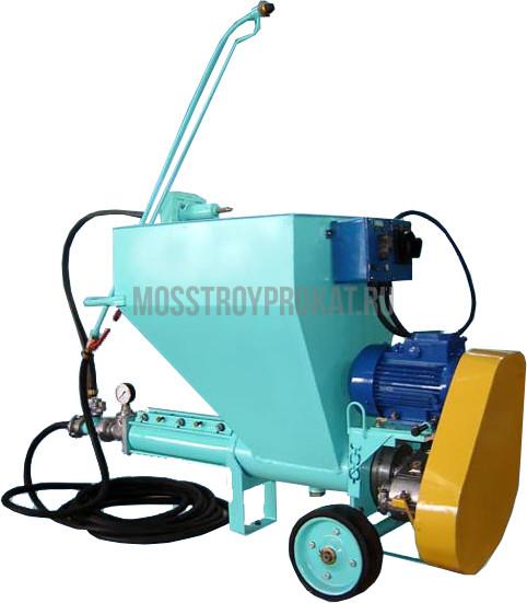 Шпаклевочный агрегат КСОМ СО-150Б в аренду и напрокат  - фото 1