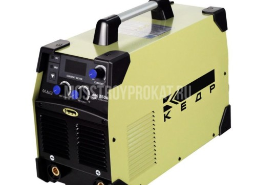 Инверторный аппарат Кедр MMA-500G в аренду и напрокат  - фото 1