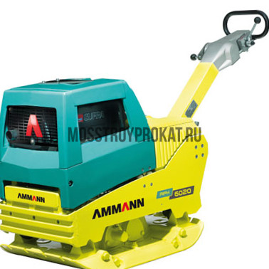 ВИБРОПЛИТА AMMANN APH 6020 (HATZ SUPRA)  ПЛИТА 700 ММ в аренду и напрокат  - фото 1