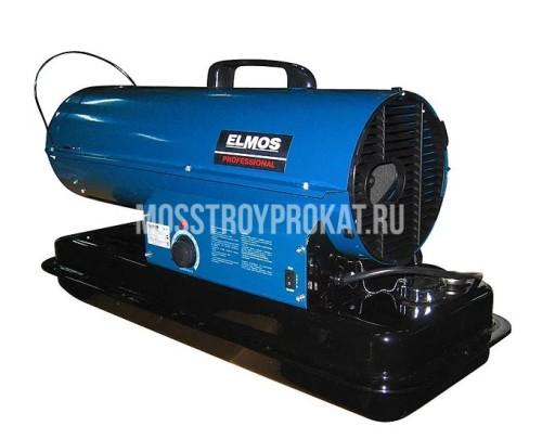 Дизельная тепловая пушка Elmos DH11 ( 12 кВт) в аренду и напрокат  - фото 1