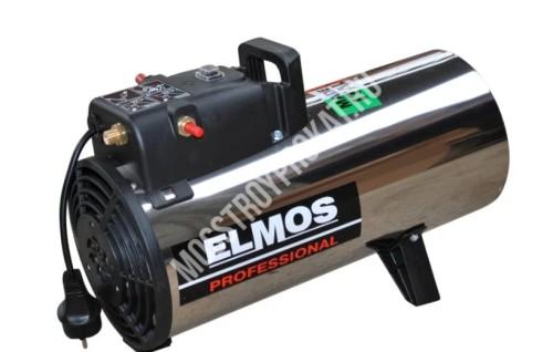 Газовая тепловая пушка Elmos GH12 (12 кВт) в аренду и напрокат  - фото 1
