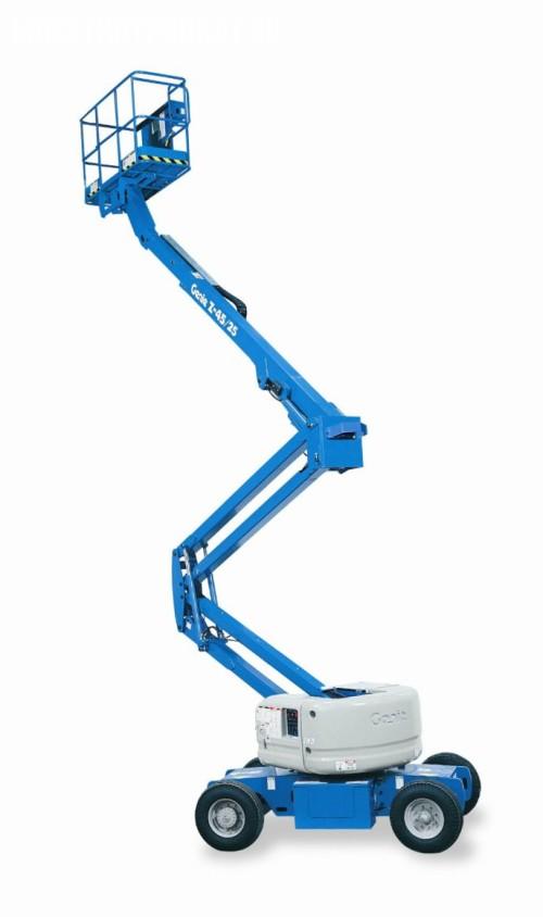 Аренда коленчатого электрического подъемника Genie Z 45/25 в аренду и напрокат  - фото 1