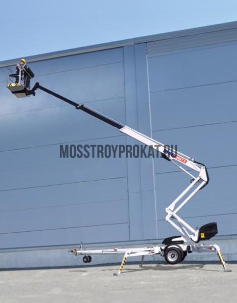 Аренда прицепного коленчатого подъемника Dino 180 XT в аренду и напрокат  - фото 1