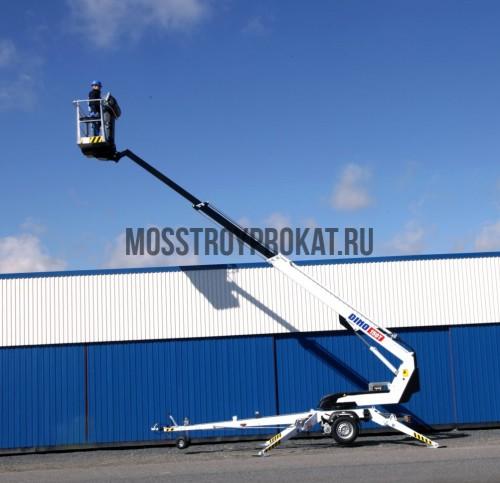 Аренда телескопического подъемника Dino 150 T в аренду и напрокат  - фото 1