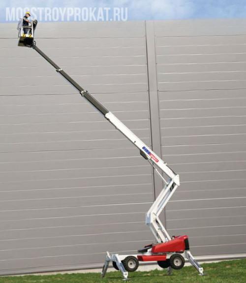 Аренда телескопического дизельного коленчатого подъемника Dino 205 RXT в аренду и напрокат  - фото 1
