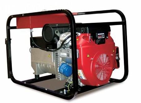 Аренда бензинового генератора Gesan G 12 TFH в аренду и напрокат  - фото 1