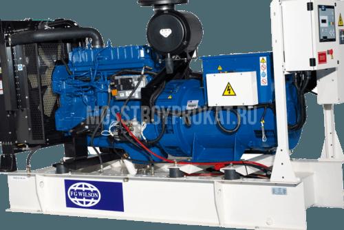 Аренда дизельного генератора FG Wilson P275 в аренду и напрокат  - фото 1