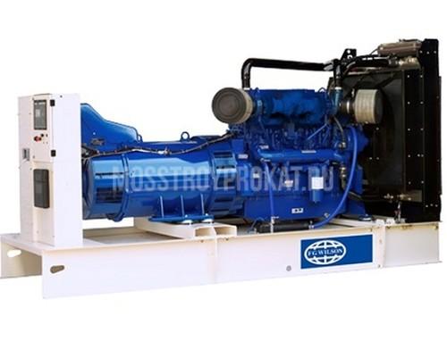 Аренда дизельного генератора FG Wilson P500 в аренду и напрокат  - фото 1
