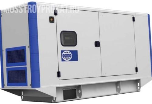 Аренда дизельного генератора FG Wilson P110 в аренду и напрокат  - фото 1