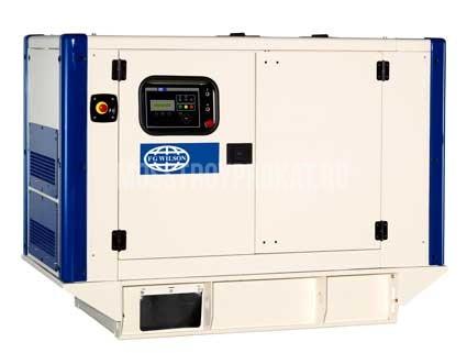 Аренда дизельного генератора FG Wilson P65-1 в аренду и напрокат . Фото(1)