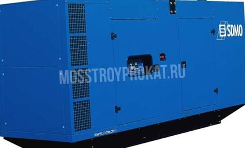 Аренда дизельного генератора SDMO V550K в аренду и напрокат  - фото 1