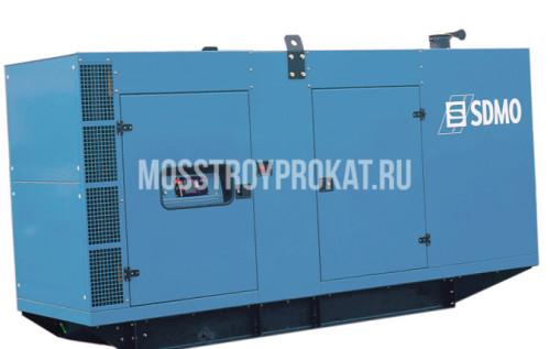 Аренда дизельного генератора SDMO V630K в аренду и напрокат  - фото 1