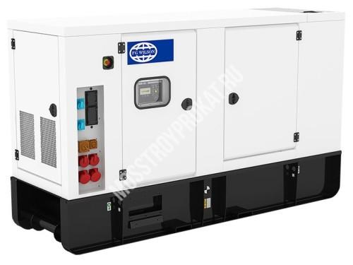 Аренда дизельного генератора FG Wilson P30 в аренду и напрокат  - фото 1