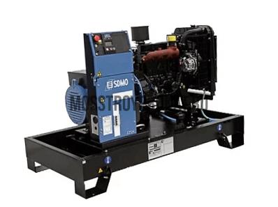Аренда дизельного генератора SDMO J22 в аренду и напрокат  - фото 1