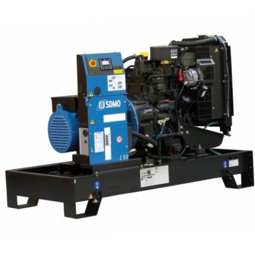 Аренда дизельного генератора SDMO J33 в аренду и напрокат . Фото(1)