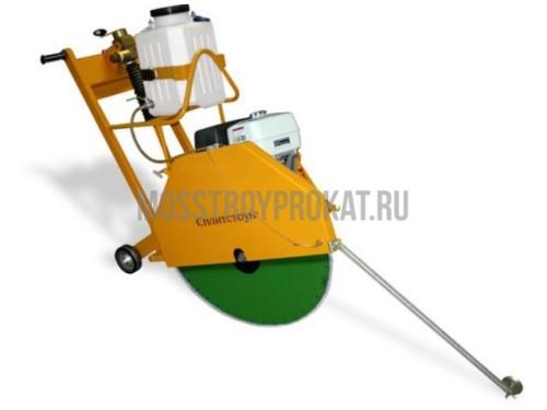 Бензиновый нарезчик швов Сплитстоун (Splitstone) CS-2413 (max глубина 230 мм) в аренду и напрокат - фото 1